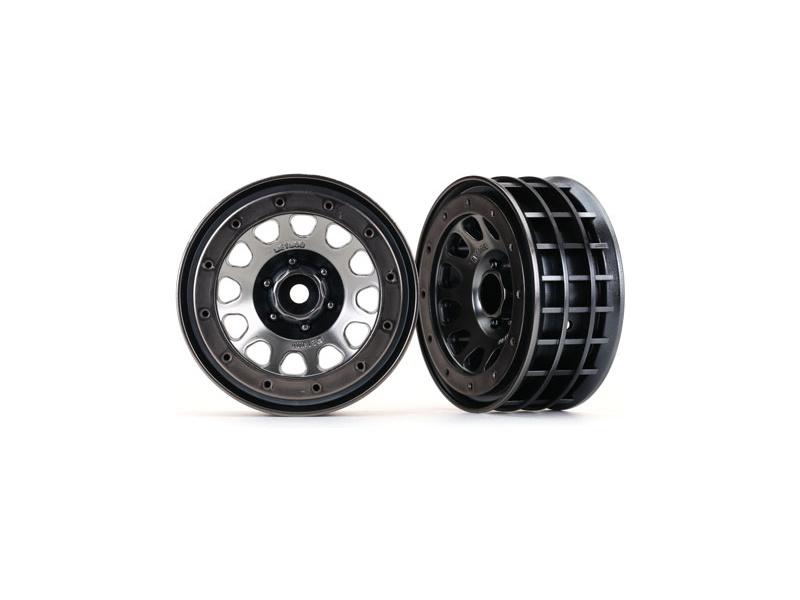 Traxxas disk 2.2″ Method 105 černý chrom (2)