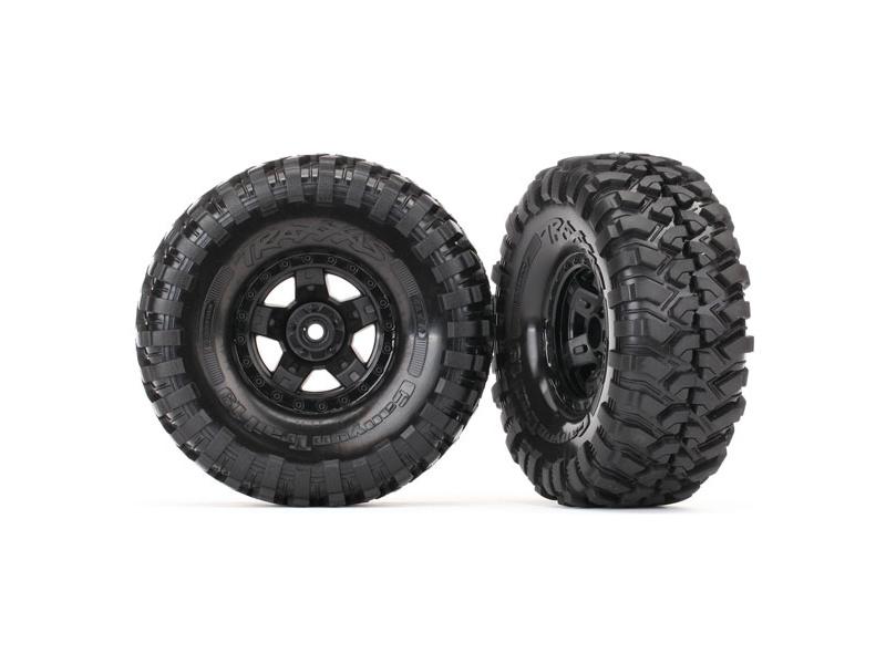 """Traxxas kolo 1.9"""", disk TRX-4 Sport, pneu Canyon Trail (pár), Traxxas 8179, TRA8179"""