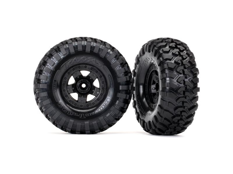 """Traxxas kolo 2.2"""", disk TRX-4 Sport, pneu Canyon Trail (pár), Traxxas 8181, TRA8181"""