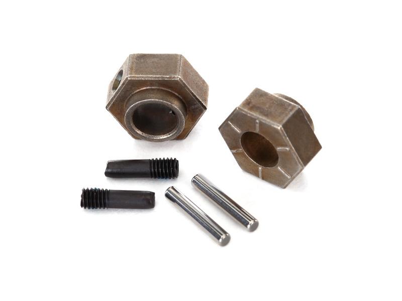 Traxxas náboj kola 12mm ocelový (2): TRX-4, Traxxas 8269, TRA8269