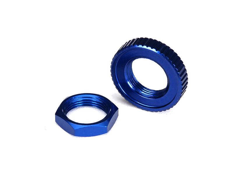 Náhled produktu - Traxxas servo saver hliníkový modrý: 4-Tec 2.0