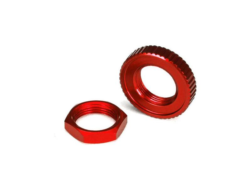 Náhled produktu - Traxxas servo saver hliníkový červený: 4-Tec 2.0