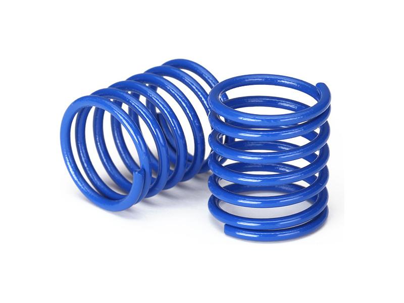 Náhled produktu - Traxxas pružina tlumiče modrá (2)