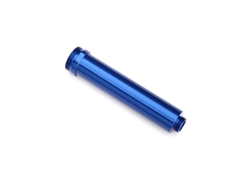 Traxxas tělo tlumiče GTR 77mm modré bez závitu, Traxxas 8462X, TRA8462X