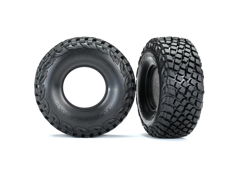 "Traxxas pneu 3.2/2.2"" BFGoodrich Baja KR3, vložka (2), Traxxas 8470, TRA8470"