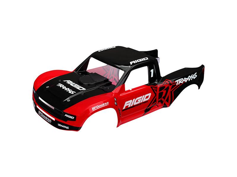 Traxxas karosérie Desert Racer Rigid nabarvená, samolepky, TRA8514