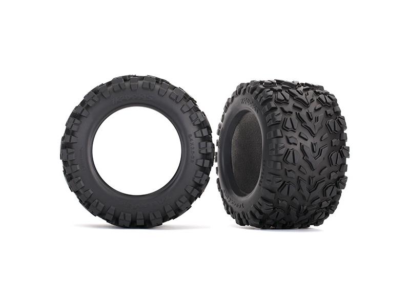 """Traxxas pneu 3.8"""" Talon EXT s vložkou (2), Traxxas 8670 , TRA8670"""