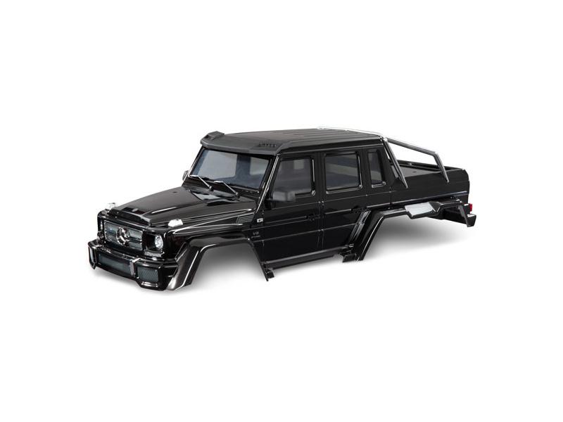 Traxxas karosérie Mercedes-Benz G 63 černá, Traxxas 8825R, TRA8825R