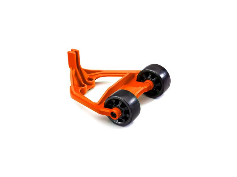 Traxxas rameno opěrných koleček oranžové