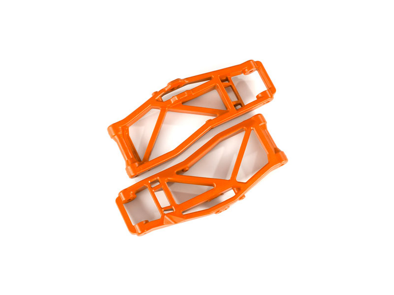 Traxxas rameno závěsu kol dolní oranžové (2) (pro WideMaxx), Traxxas 8999T, TRA8999T