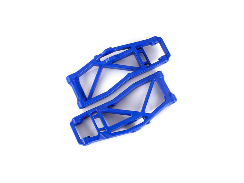 Traxxas rameno závěsu kol dolní modré (2) (pro WideMaxx), Traxxas 8999X, TRA8999X
