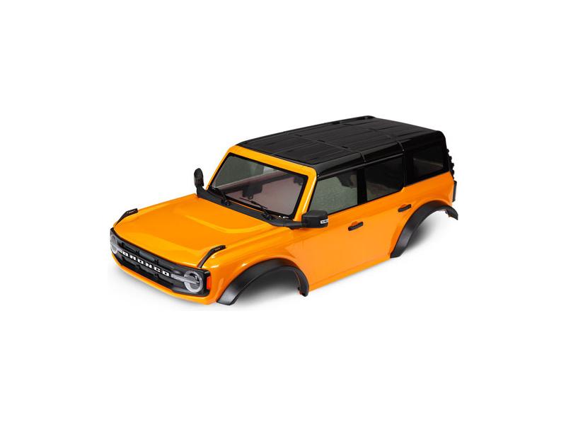 1:10 Traxxas TRX-4 Ford Bronco 2021: Karoserie (oranžová)
