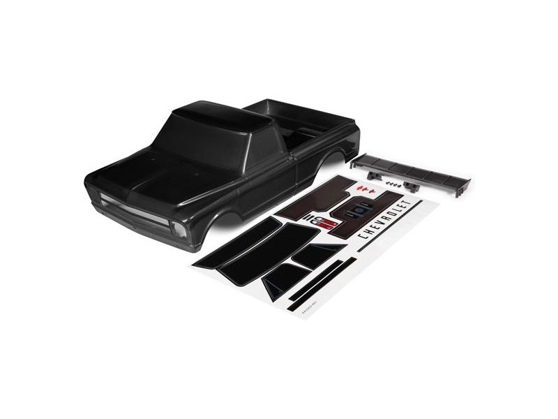Traxxas karosérie Chevrolet C10 černá, TRA9411A