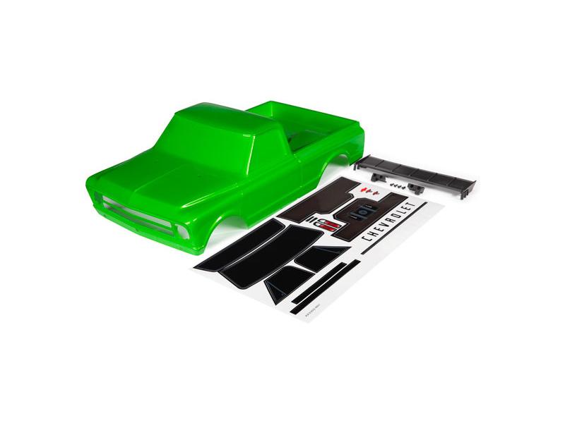 Traxxas karosérie Chevrolet C10 zelená, TRA9411G