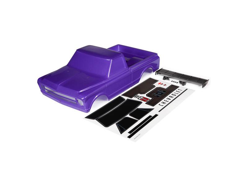 Traxxas karosérie Chevrolet C10 fialová, TRA9411P