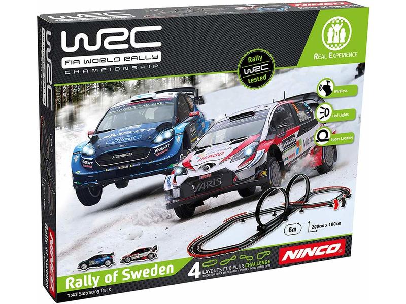 Wrc Fia World Rally extensão Pack Escala 1:43 por 91204 conjuntos Wrc Fia