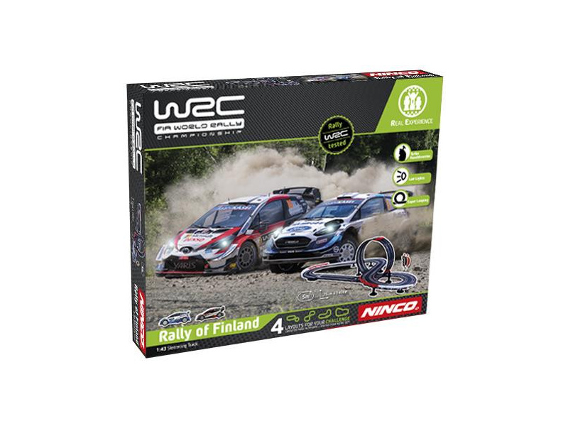WRC Rally of Finland 1:43