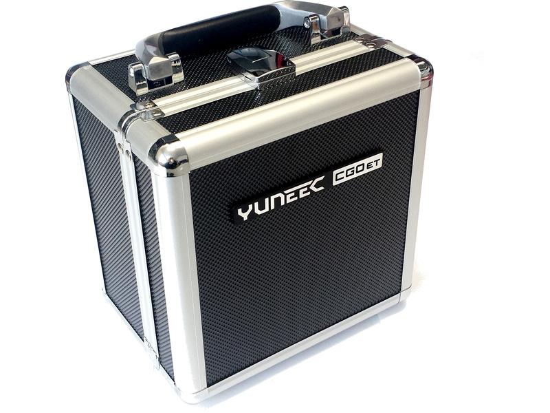 Yuneec hliníkový kufr na termokameru CGOET