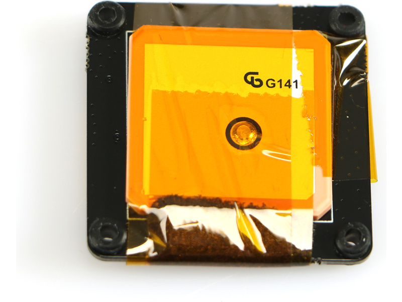 Yuneec Mantis G: Modul GPS