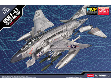 Academy McDonnell F-4J Showtime 100 MCP (1:72) / AC-12515