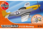 Airfix Quick Build P-51D Mustang