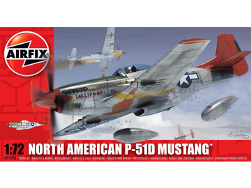Airfix North American P-51D Mustang (1:72) / AF-A01004