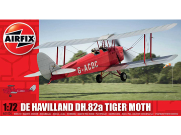 Airfix de Havilland Tiger Moth (1:72) / AF-A01024