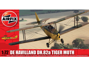 Airfix de Havilland Tiger Moth (1:72) / AF-A01025