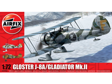 Airfix Gloster Gladiator MkII (1:72) / AF-A02063