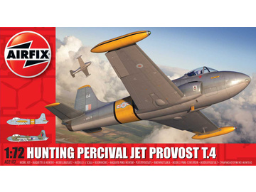 Airfix Hunting Percival Jet Provost T.4 (1:72) / AF-A02107