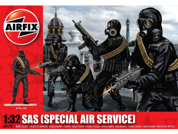 Airfix figurky AS Special Air Service (1:32) / AF-A02720