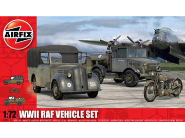 Airfix military RAF Vehicles (1:72) / AF-A03311