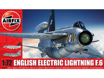 Airfix English Electric Lightning F6 (1:72) / AF-A05042
