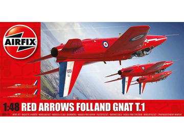 Airfix Red Arrows Gnat (1:48) / AF-A05124
