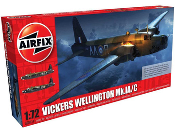 Airfix Vickers Wellington Mk.IC (1:72) / AF-A08019