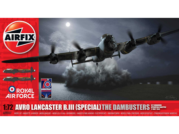 Airfix Avro Lancaster Dambusters (1:72) / AF-A09007