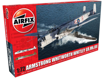 Airfix Armstrong Whitworth Whitley GR.Mk.VII (1:72) / AF-A09009
