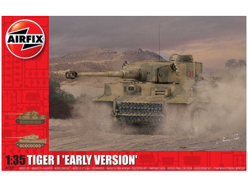 Airfix Tiger 1 Early Production Version (1:35) / AF-A1357