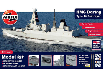 Airfix HMS Daring Type 45 Destroyer (1:350) / AF-A50132