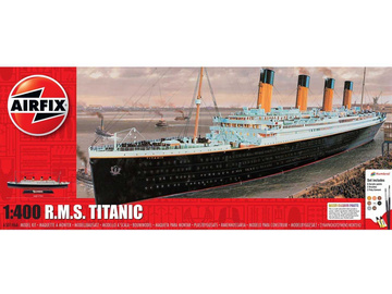 Airfix RMS Titanic (1:400) (giftset) / AF-A50146A