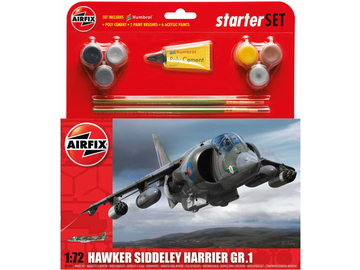Airfix Hawker Harrier GR1 (1:72) (set) / AF-A55205