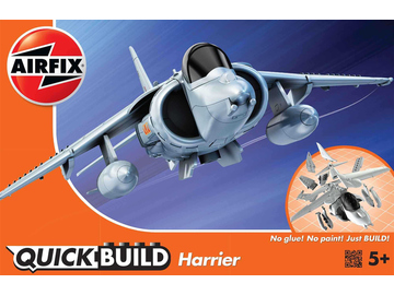 Airfix Quick Build Harrier / AF-J6009