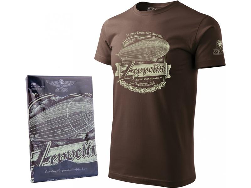 Antonio pánské tričko Zeppelin XXL