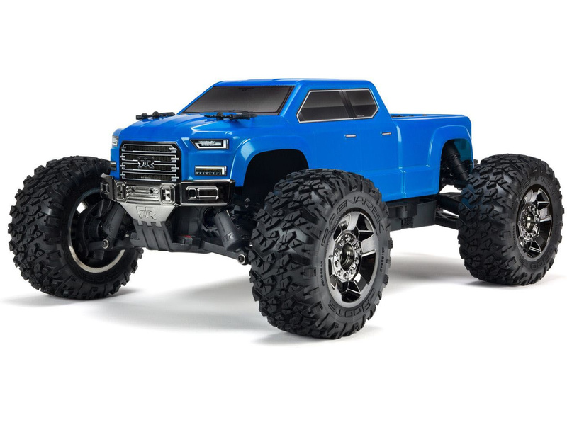 1:10 Arrma Big Rock 3S BLX 4WD RTR (modrá)