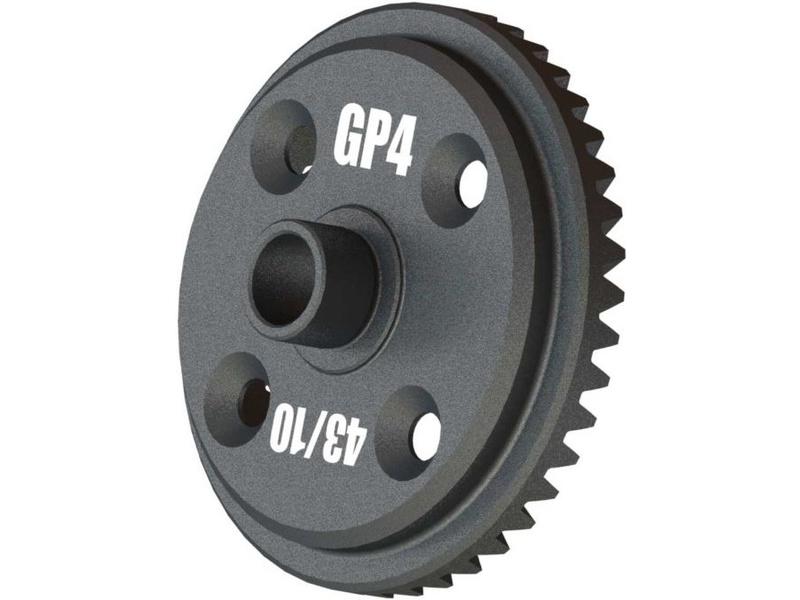Arrma ozubené kolo diferenciálu spirálové 43T GP4 5mm