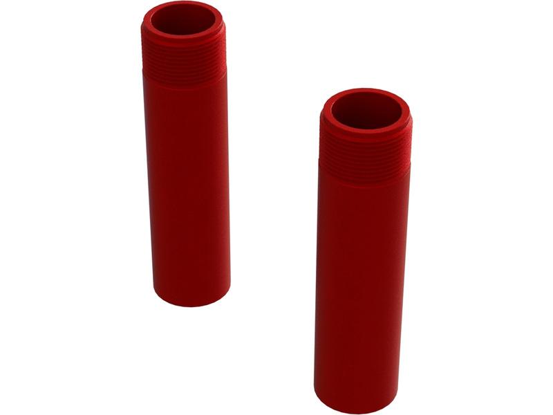 Arrma tělo tlumiče 11x58mm hliník (2)
