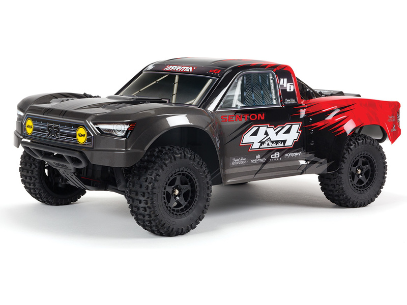 Arrma Senton Mega 1:10 4WD RTR červená
