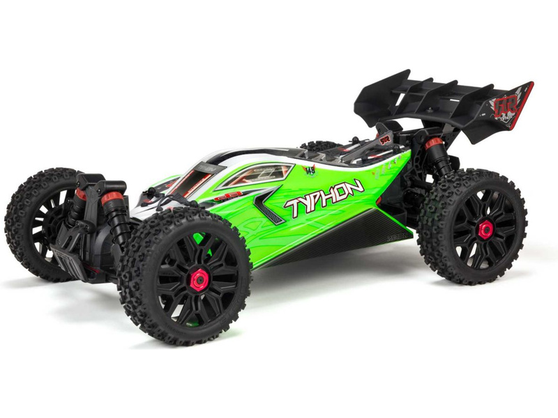 Arrma Typhon Mega 1:10 4WD RTR zelená