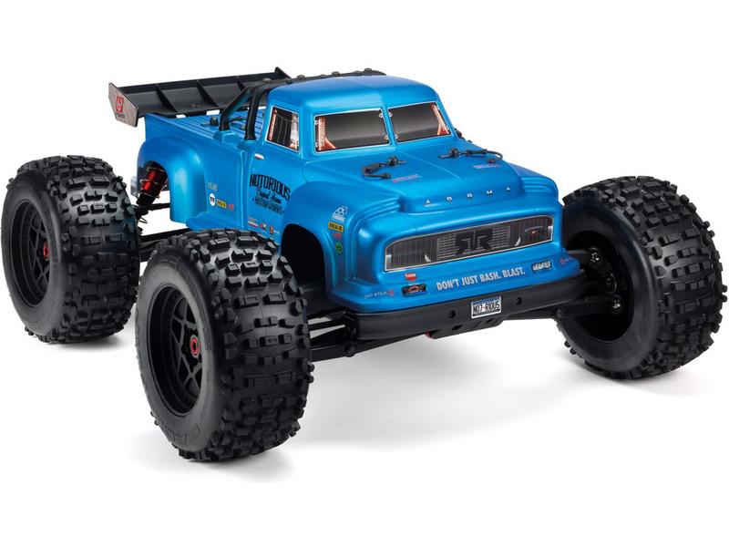 01684199dc6 Arrma Notorious 6S BLX 1 8 4WD RTR modrá (ARAD89BB)