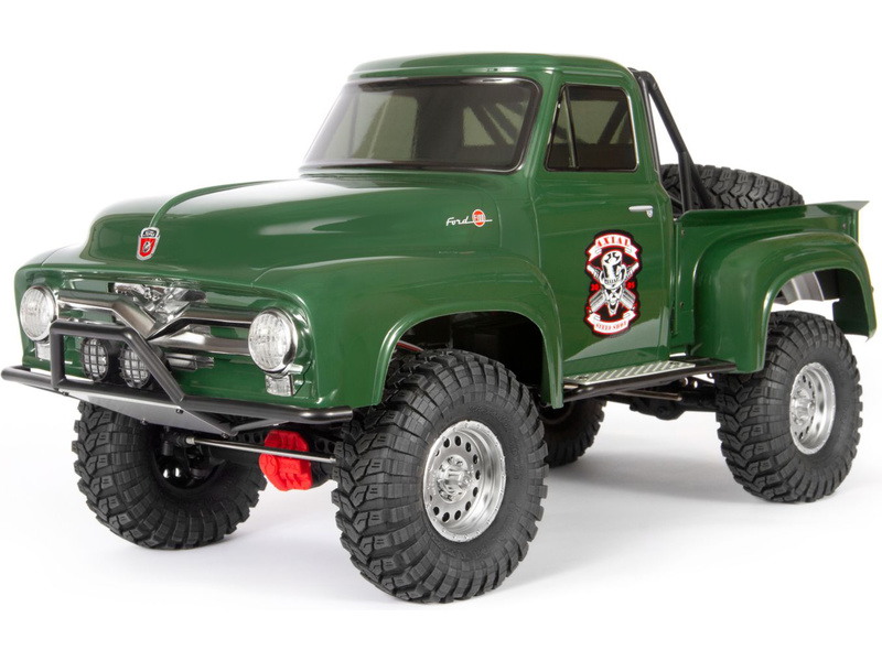 1:10 Axial SCX10 II Ford F-100 1955 4WD RTR (zelený)